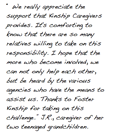Client Testimonial- Support Groups